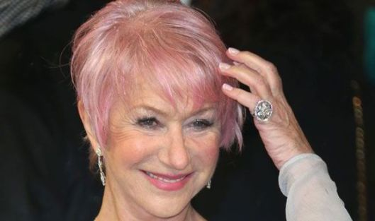 cherry blossom hair, helen-mirren, express.co.uk -384552