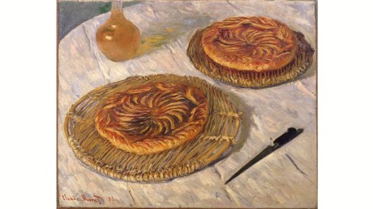 inventing impressionism, the galettes by monet, 1882