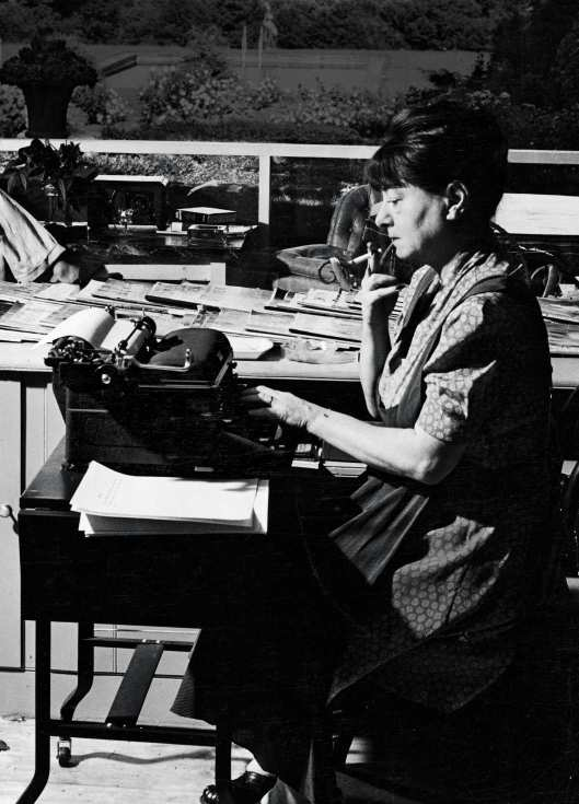 she said what?!, dorothy parker at work