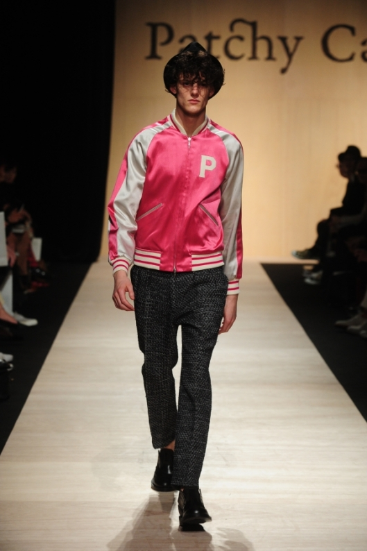 tokyo, a15, men, patchy cake eater, pink b jacket, runway_00160_x