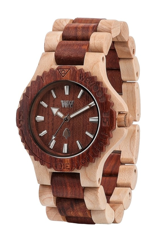 wewood watch, front