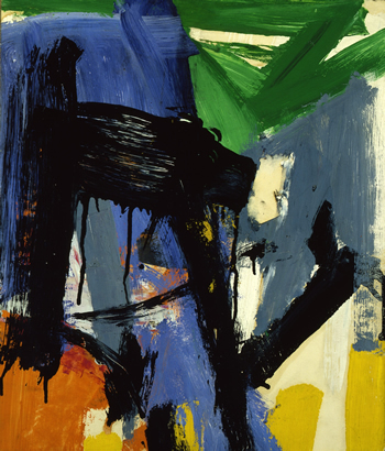 abstract expressionism, franz kline, untitled, 1958