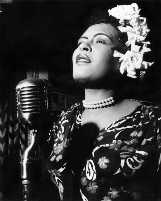 billie holiday, gardenia