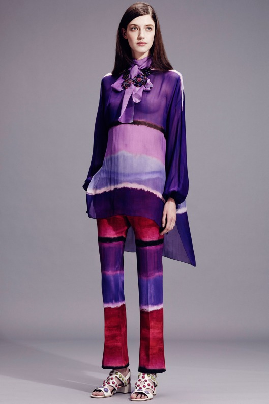 resort, 15, alberta ferreti, colour block