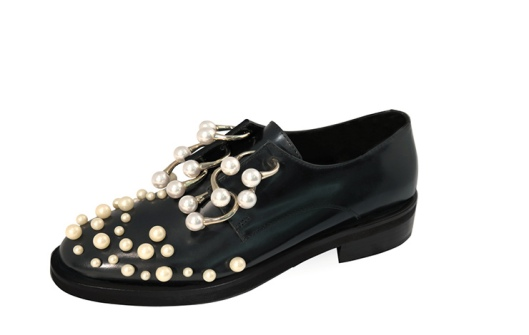 shoes, spring, 2015, brogues, pearls, coliac26