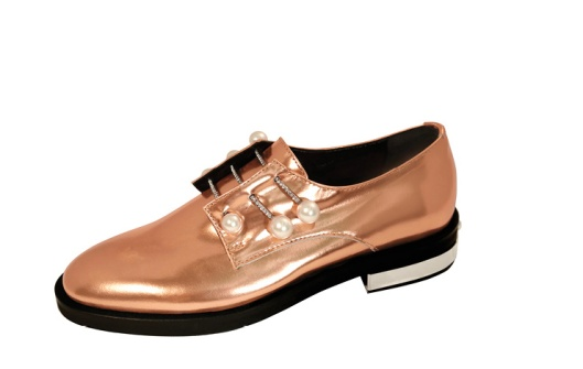 spring, shoes, 2015, copper brogues, pearl, diamante eyelets, silver heel, coliac17