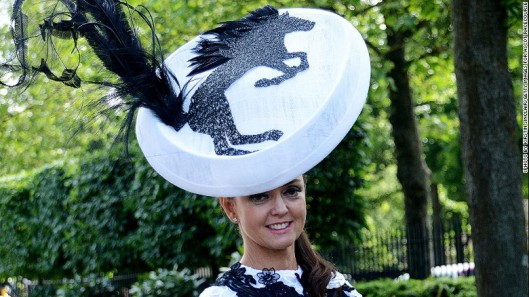 ascot, 2015, ladies day, cnn, 150618155040-royal-ascot-horse-hat-exlarge-169