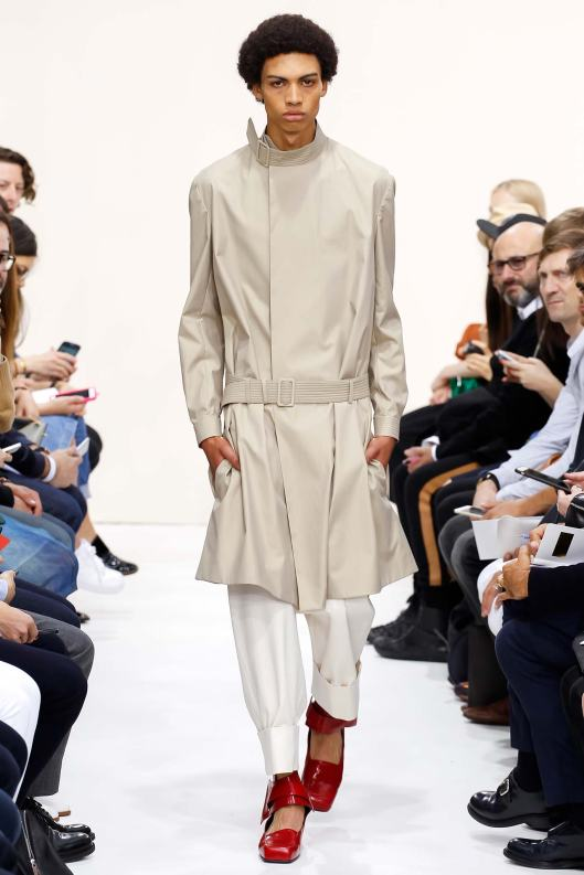 LCM, s16, jw anderson, red shoes