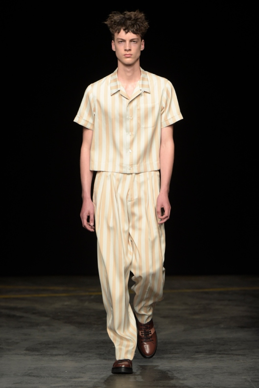 Topman Design Men's RTW Spring 2016