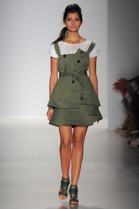 olive green, dress, short, marissa webb, s15YVL_2255