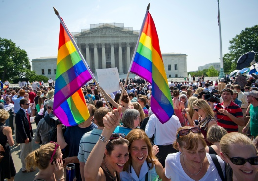 supreme court ruling legalising gay marriage in all 50 states