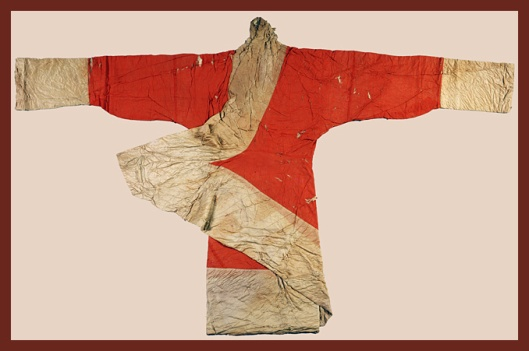 of chinese inspiration, Han dynasty, ladies gown