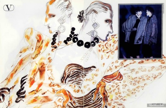 fashion illustration, viramontes,