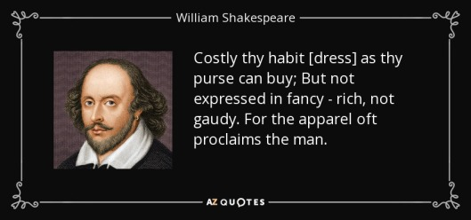 quote, shakespeare, hamlet, clothes
