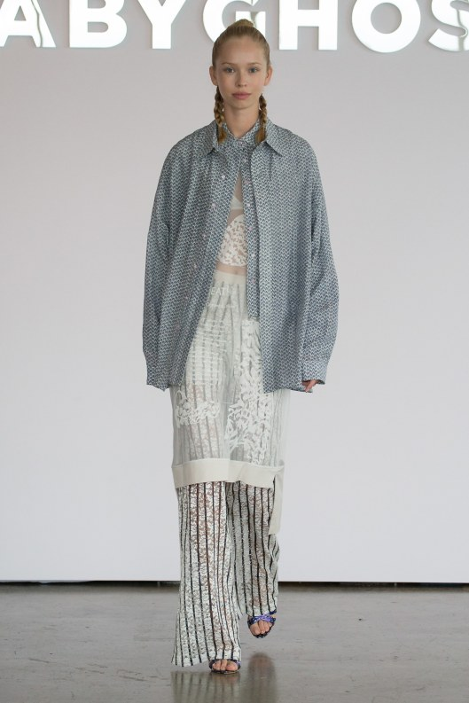 nyfw, s 2016, light layering, babyghost