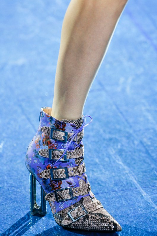 spring 2016, london, mary katrantzou, flouncy flora