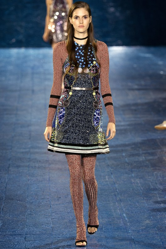 spring 2016, London, mary katrantzou,cosmic,