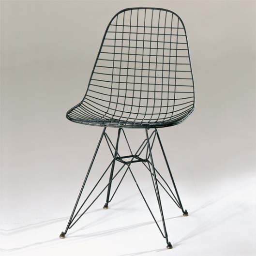 charles and ray eames, vitra chair, design-museum.de
