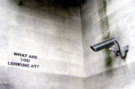 Graffiti-Quotes, what are you looking at?,