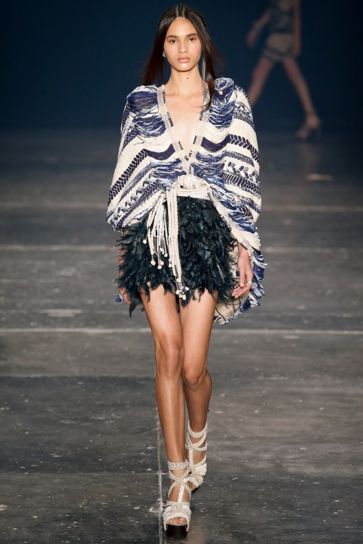 sao paulo fashion week, a16, PatBo, fringe fashion