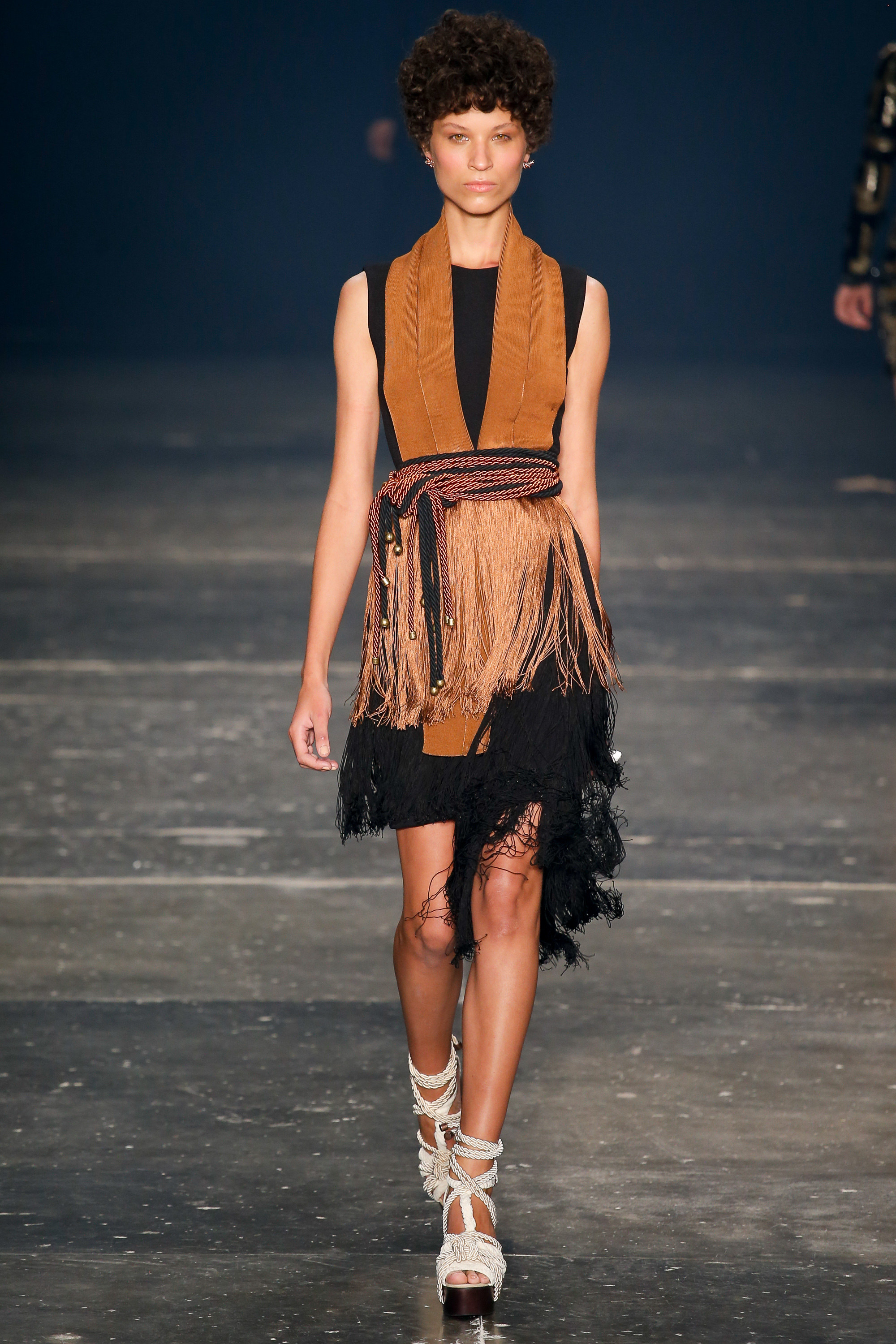 Runway Favourites From S O Paulo Fashion Week For Fall