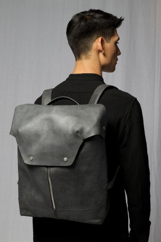 cecchi de rossi, tri zip back pack archivesf.com