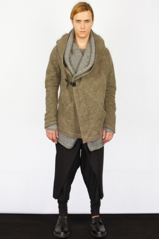 isabel benenato, mens knit jacket, from daad-dantone, Jacket-Isabel-Benenato-B1181-51-FANGO-1_big