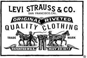 levi strauss, label. news,nd.edu
