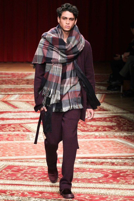 scarf fashion a15 men, missoni