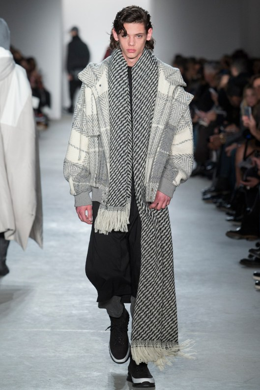 scarf fashion, men a15, public school _