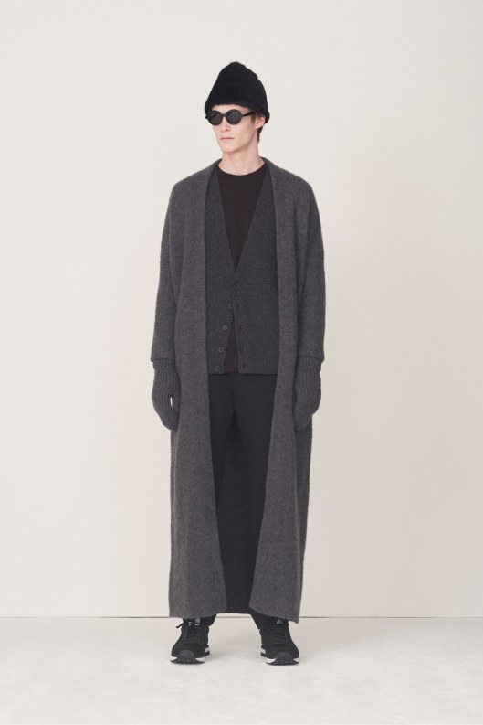 Steven_Alan, menswear, to ankle-length cardi over to waist button cardi