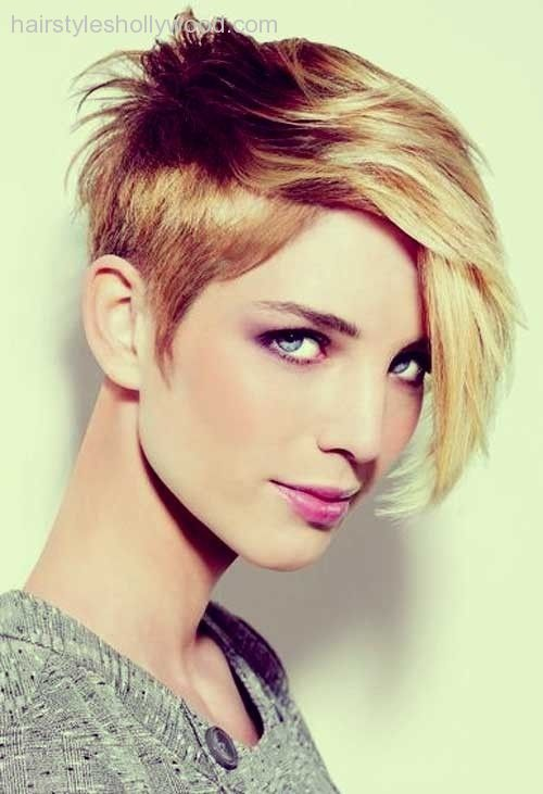 Hair Fashion Short 2016 22 Cool Short Hairstyles For Thick Hair