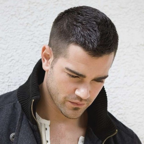 Mens hair fashion short to the point mens hairstylistscom fade original size at 600 600 urmus
