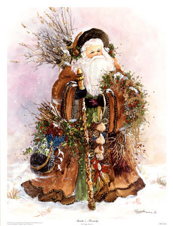 santa claus, traditional santa, inspirational-quotes-cafe.com