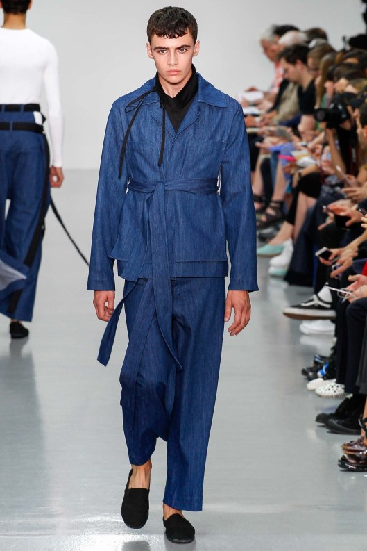 denim on denim, men, craig green, s 16 vogue _