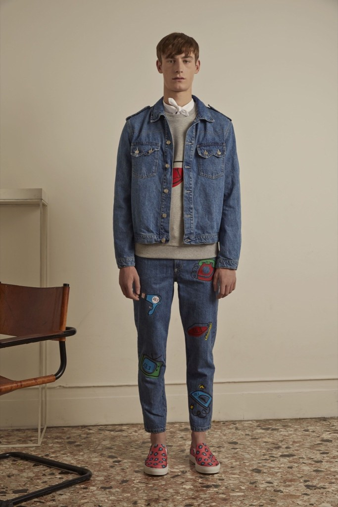 denim on denim, menswear, au-jour-le-jour-