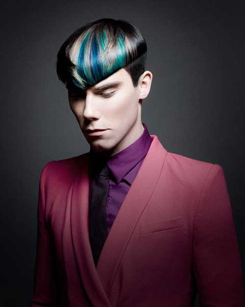hair, men, colour, colour_cut precision mens-hairstyle.com