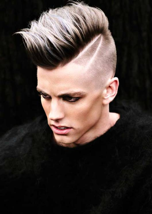 hair, men, colour, frosted tips, hji.co.uk,
