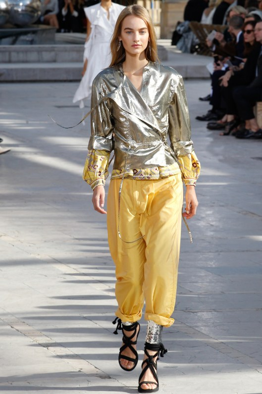 metallics, top, isabel marant, s16_