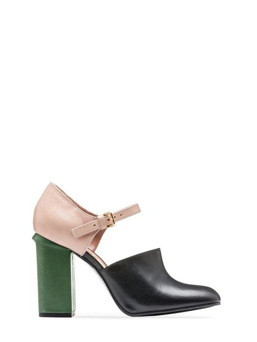 shoe spotlight-  mary jane tricolouor, marnim marnicom