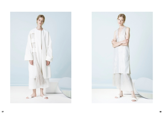 claudia li,, white coat_ trousers, lookbook+ss16-final10
