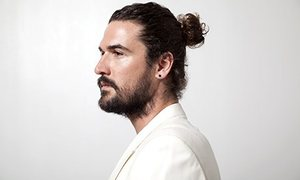 hair fashion, Man-bun the guardian.com