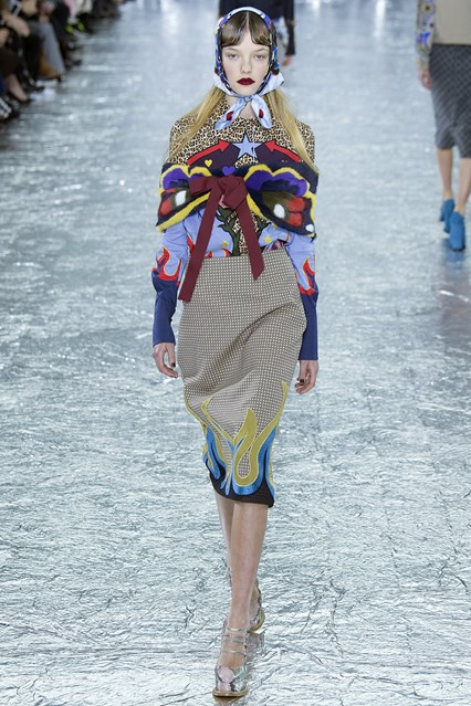 lfw 16, may katrantzou, lady like skirts_scarfs, vogue