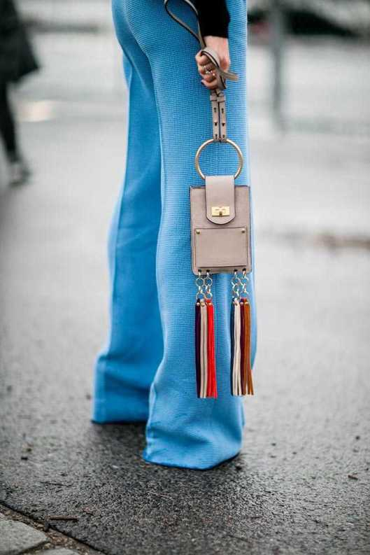 accessories, how to,  bag, chloe, rainbow tassel bag,elle uk