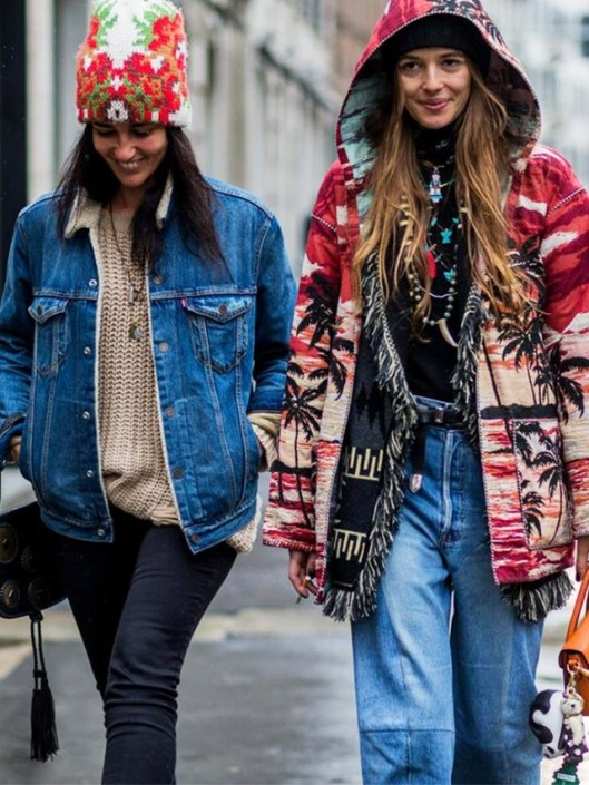 accessory, how to, high top knit hat, www the-latest-street-style-photos-from-milan-fashion-week