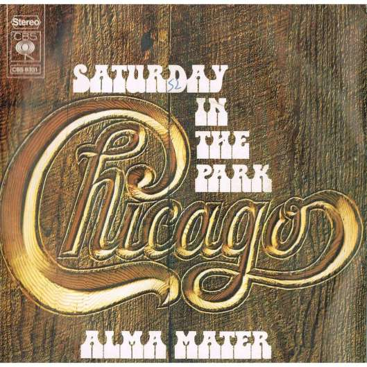 chicago, group, saturday in the park, album cover, cdandlp.com