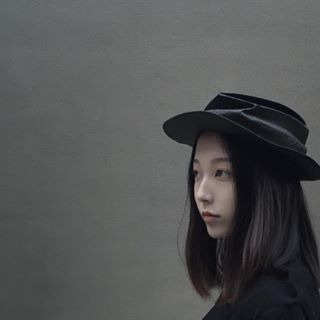 horisaki, hats, hat on model, lady, ink361.com