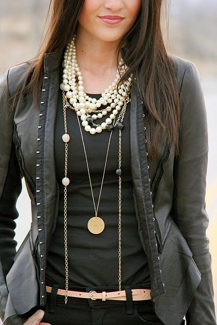 maximalist, necklaces,fabfashionfix