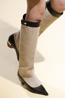 shoe crush, marni, f16, two tone knee high boots