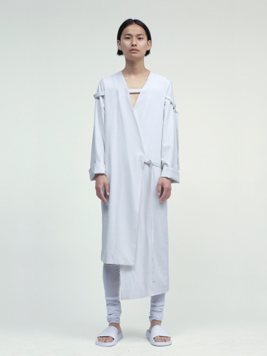 hermione flynn, men, agender, njal, indifference_dressing_gown_coat_white_pinstripe_notjustalabel_1207999016